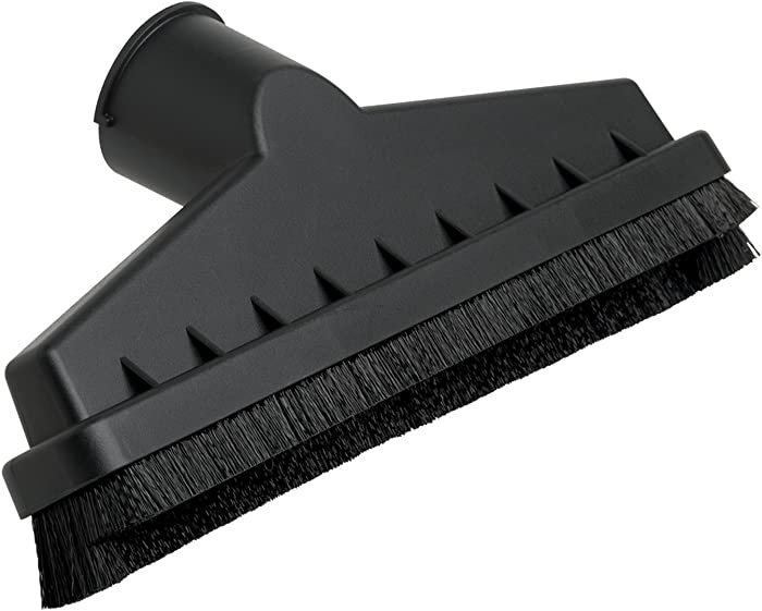 WORKSHOP Wet Dry Vacuum Accessories WS17814A Wet Dry Vac Floor Brush Attachment For 1-7/8-Inch Wet Dry Shop Vacuum Hose