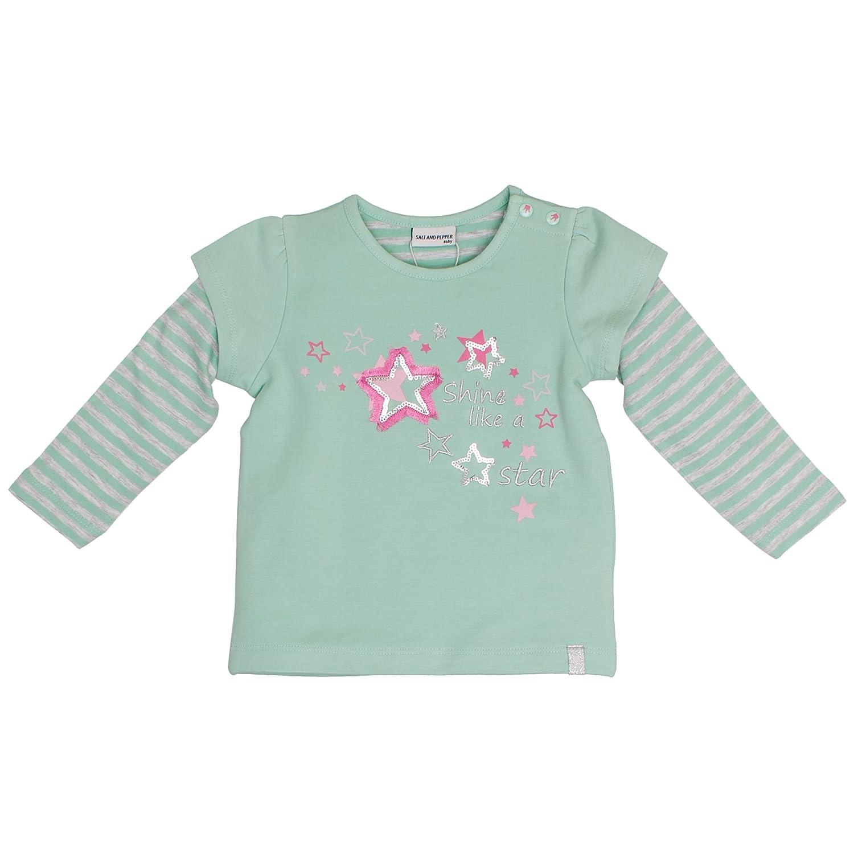 SALT AND PEPPER Baby-Mädchen Sweatshirt 85211230