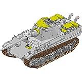 ドラゴン 1/35 第二次世界大戦 ドイツ軍 パンターF型 対空増加装甲タイプ with 赤外線暗視装置 プラモデル DR6917