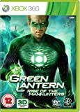 Green Lantern: Rise of the Manhunters (Xbox 360)