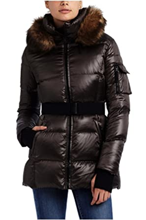 S13/NYC Women's Short Down Jacket at Amazon Women's Coats Shop