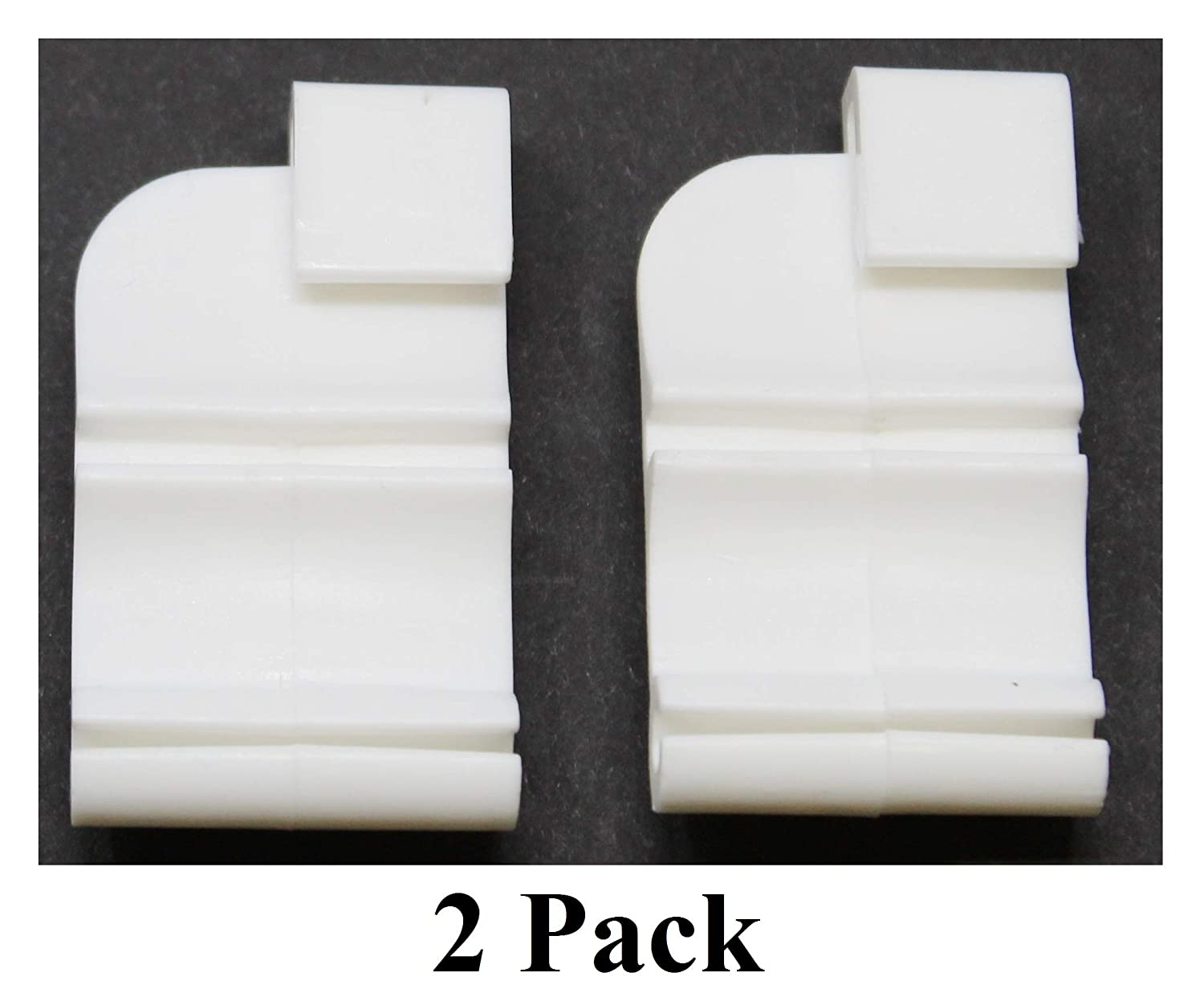 JSP Manufacturing Headliner Center Bow Mounting Plastic Snap Clip 6 4012532681 1967-1972 GM A Body