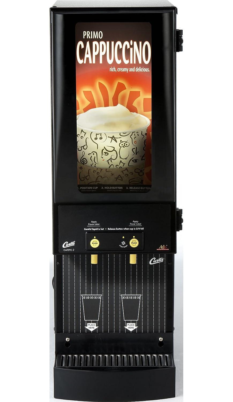 Wilbur Curtis Café Primo Cappuccino con Lightbox 2 Station ...
