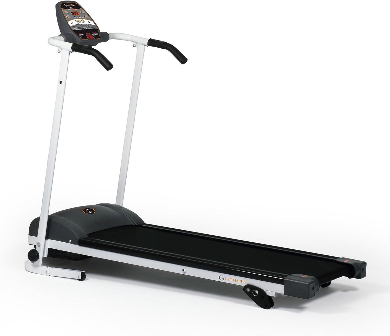 Cinta de Correr G-Fitness G80: Amazon.es: Deportes y aire libre
