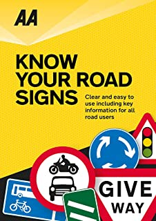 Know Your Traffic Signs (Driving Skills): Amazon co uk: Department