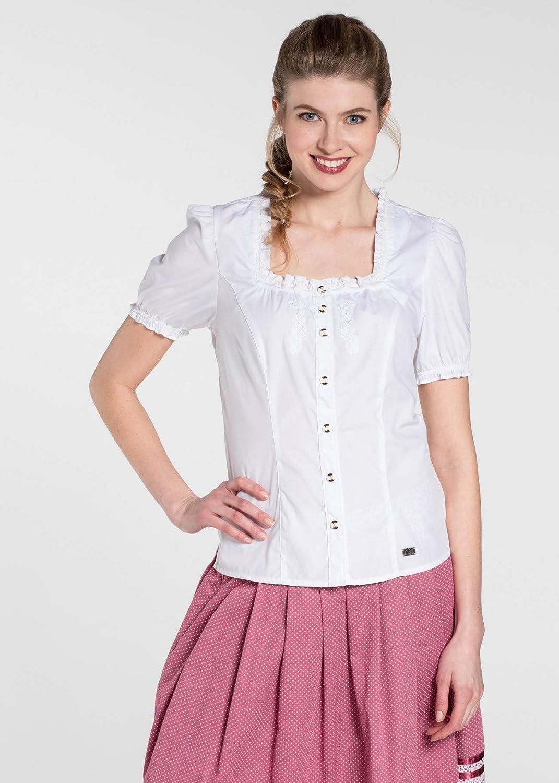 320671-0834 Spieth /& Wensky Damen Trachten Bluse Kabarett