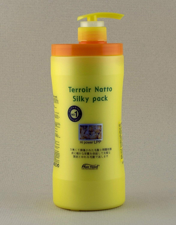 Terroir Natto Silky Pack Hi Power LPP Conditioner (1000g) by Hair Food