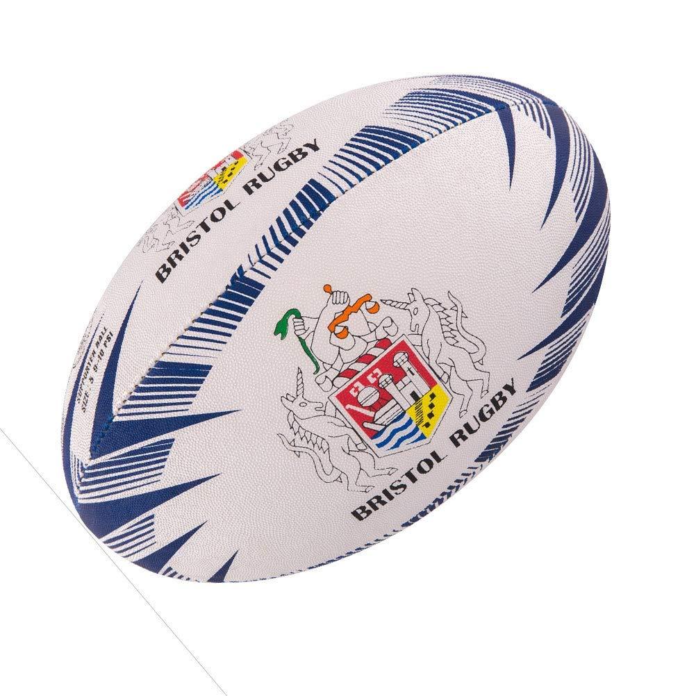 Bristol tifosi pallone da rugby GILBERT 5024686286980