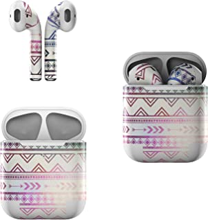 product image for Skin Decals for Apple AirPods - Bohemian - Sticker Wrap Fits 1st and 2nd Generation