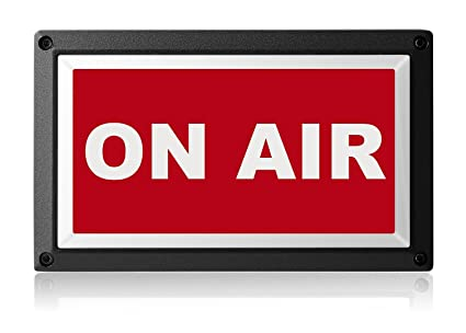 amazon com rekall dynamics commercial on air sign exact same on