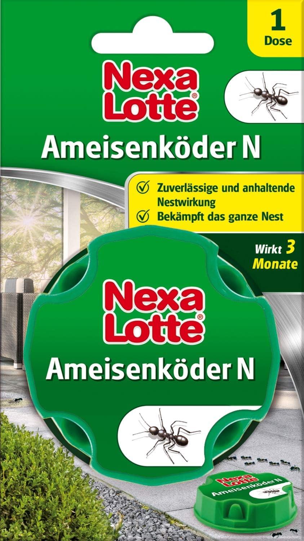 Nexa Lotte Ameisenköder N Antihormigas, Verde, 1 Dose
