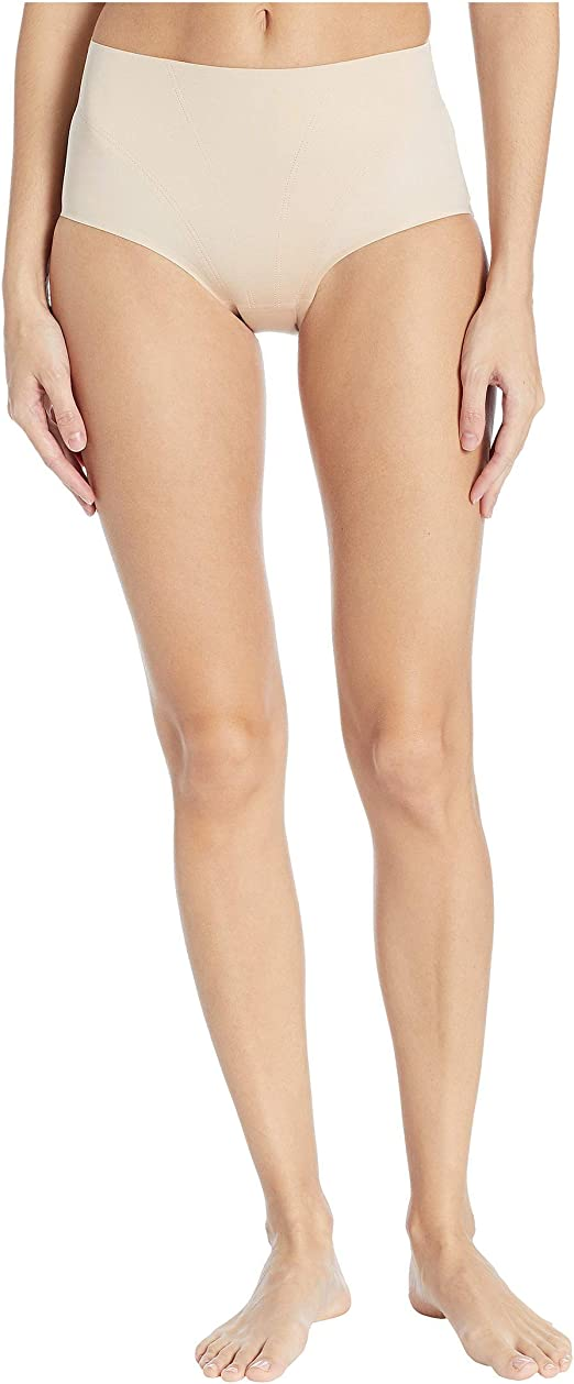 Spanx Retro Brief Soft Nude Lg At Amazon Women S Clothing Store