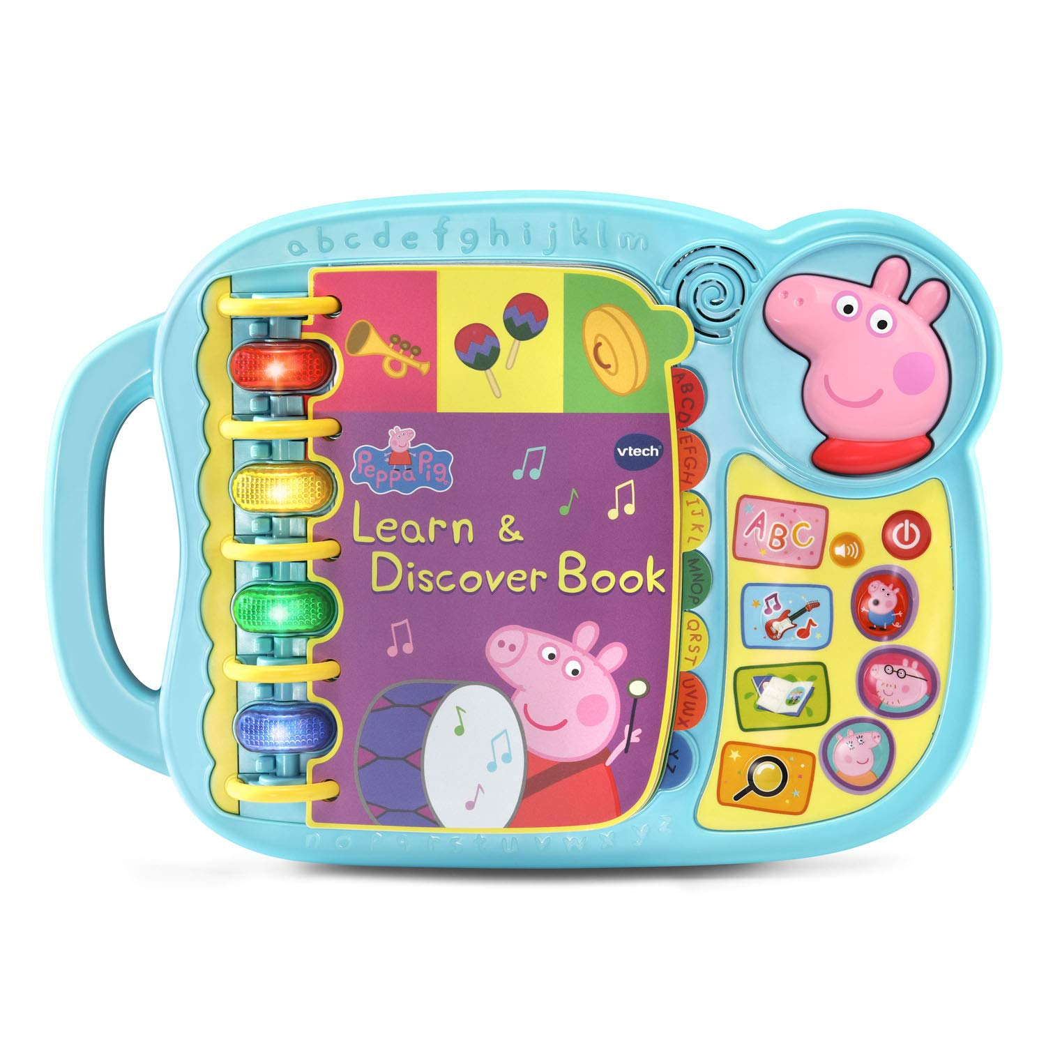 VTech Peppa Pig Learn & Discover Book by VTech