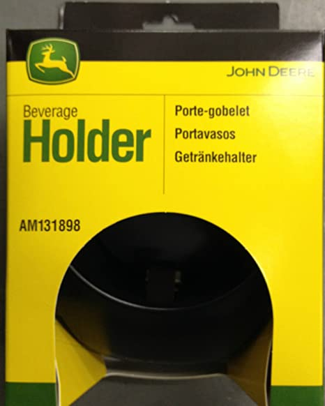 John Deere Cup Holder AM131898 Universal holds cups bottles cans (item_by#marspt ,ket17201130395862