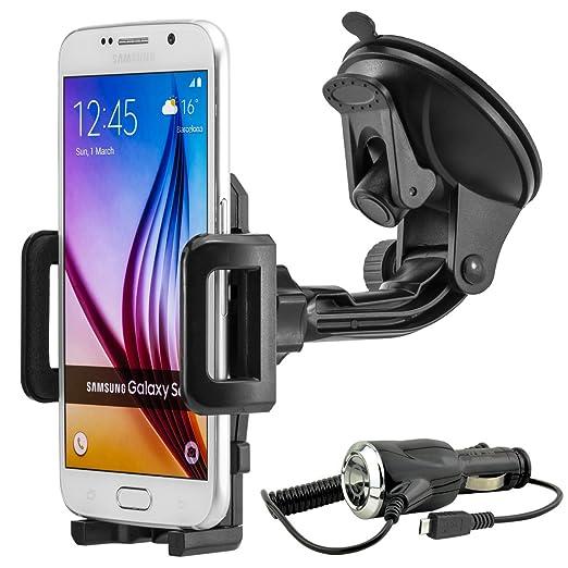 115 opinioni per Universal 360° girevole auto Mobile Smartphone auto supporto a ventosa Samsung