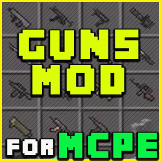 Mods: for pe Guns Mods for MCPE - Indie Mod