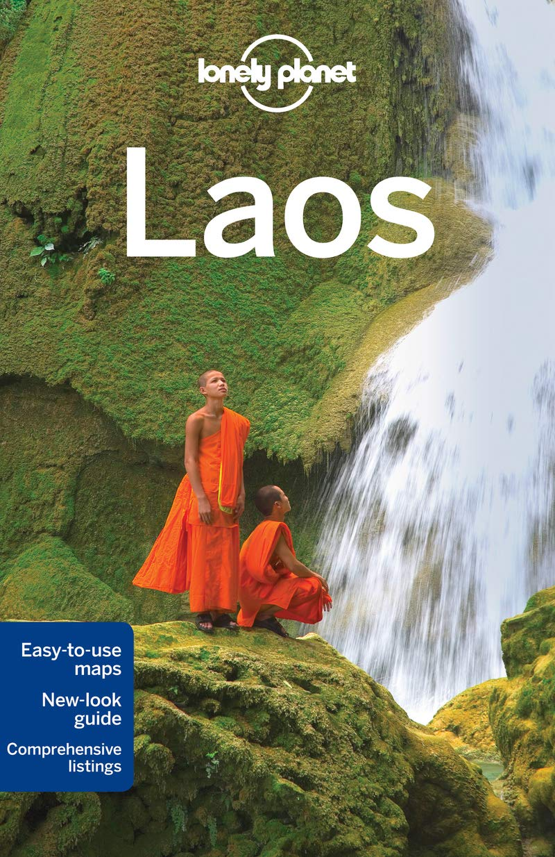 Download Lonely Planet Laos (Travel Guide) ebook