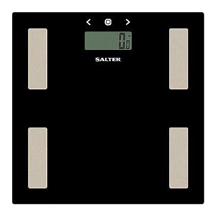 Básculas de baño analíticas, calculan el% de grasa, agua