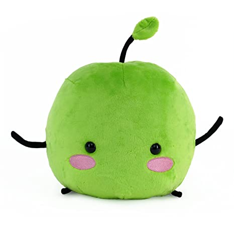 Amazoncom Stardew Valley Green Junimo Plush Toys Games