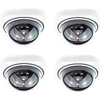 Digicharge® Domo Cámara Seguridad Falsa Interior Exterior Calidad