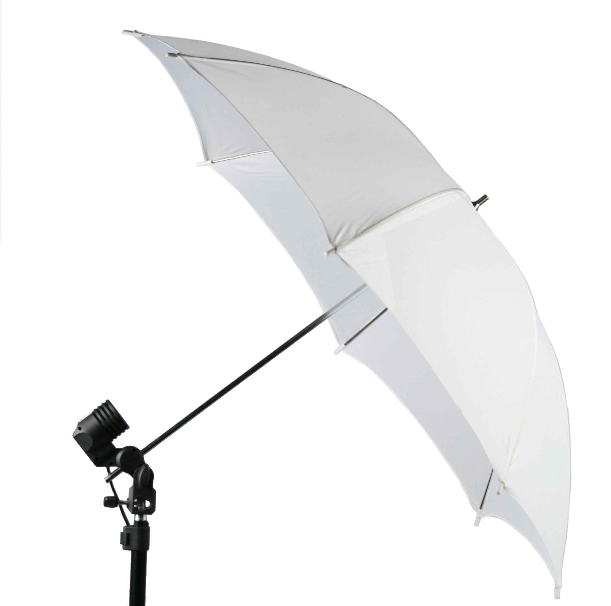 Fancierstudio Lighting Kit (DK2) Umbrella Lighting Kit, Professional Lighting for Studio Photography, Portrait Lighting, Continuous Lighting kit and Video Lighting by Fancierstudio