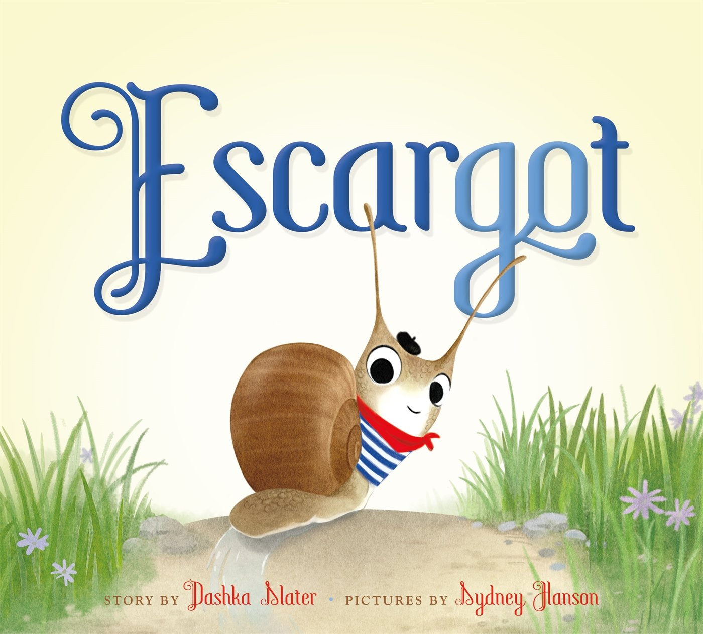 Read aloud books: Escargot