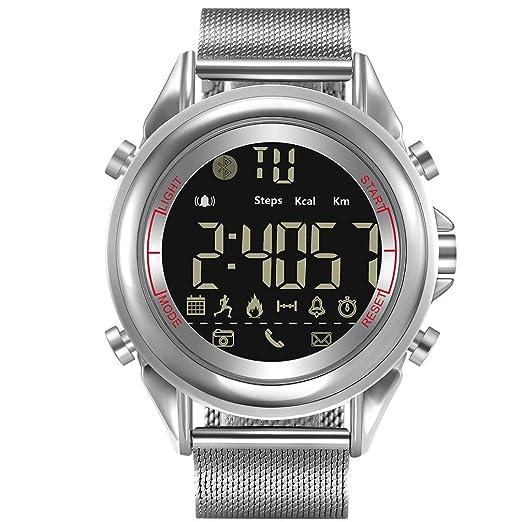 Relojes,Smartwatch, Reloj resistente al agua, Reloj deportivo, Impresionante Smartwatch con funciones prácticas, Para Android y iOS