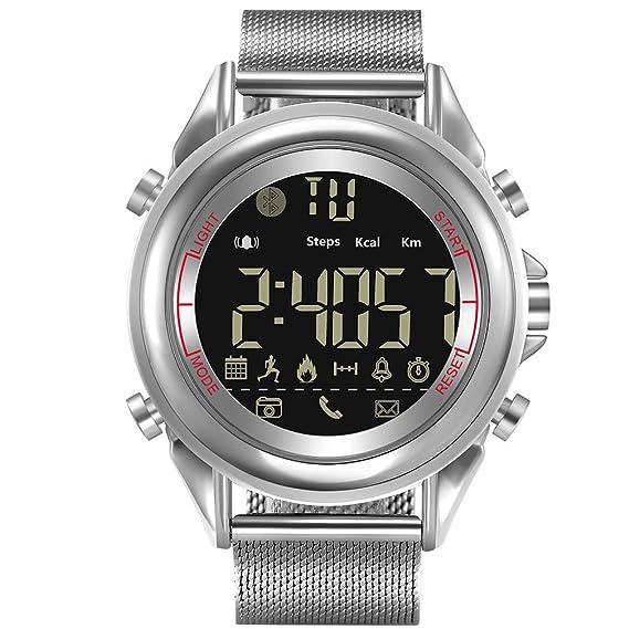 Relojes,Smartwatch, Reloj resistente al agua, Reloj deportivo, Impresionante Smartwatch con funciones