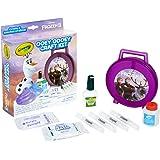 Crayola Frozen 2 Gooey Fun Art Set, Glitter Slime Supplies, Gift, Ages 5, 6, 7, 8, Multi (040631)