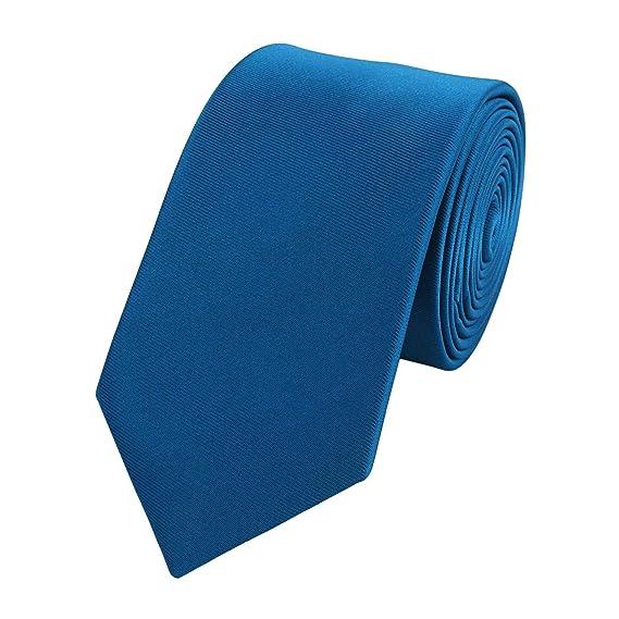 Fabio Farini - corbata para hombre simple y elegante en un solo ...