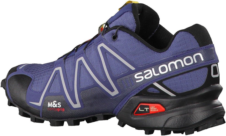 Salomon Speedcross 3 Zapatilla De Correr para Tierra - SS16-46.7 ...