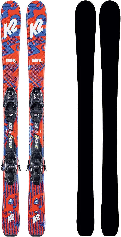 Amazon Com K2 Ski Boys Indy Fdt 4 5 Set Skiing Sports Outdoors