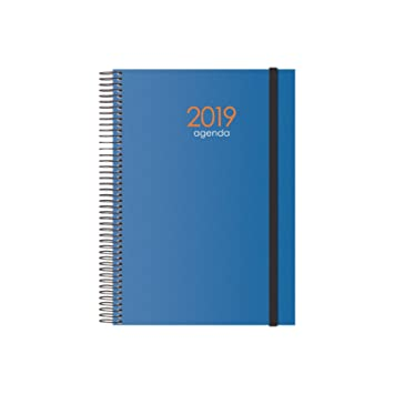 Dohe 11630 - Agenda, color azul