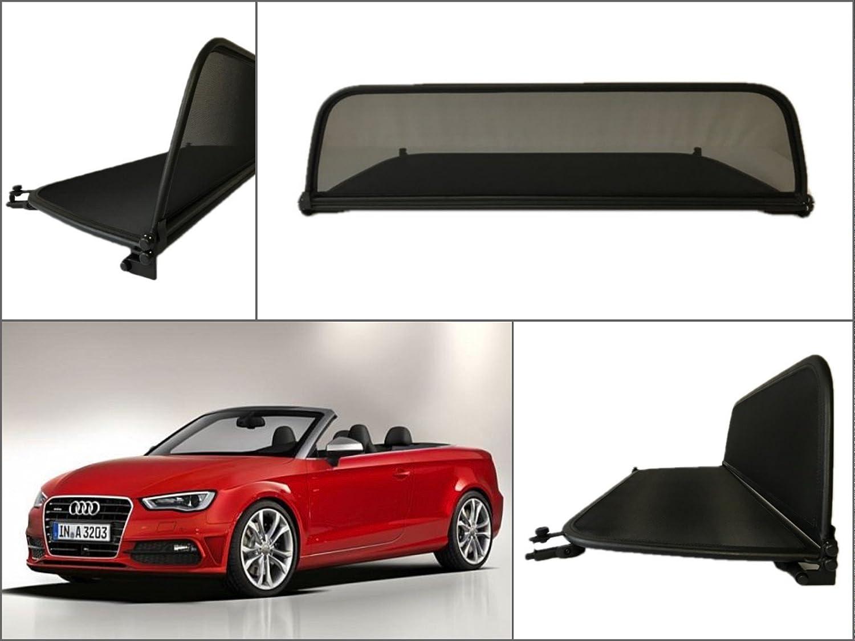 RK FRANGIVENTO Paravento DEFLETTORE Audi A3 Cabrio 8V 2014-2017 nuovo prodotto di qualità K & R