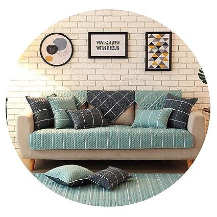 Amazon.com: Mr Z Waroom Corner Sofa Covers for Living Room ...