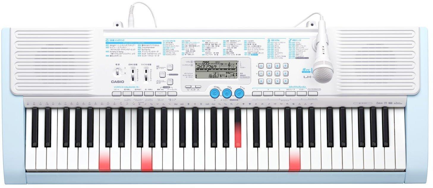 CASIO 光ナビゲーションキーボード 61鍵 標準ピアノ形状鍵盤 LK-108B00421Z2AQ