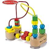 Melissa & Doug First 串珠迷宫-木制益智玩具