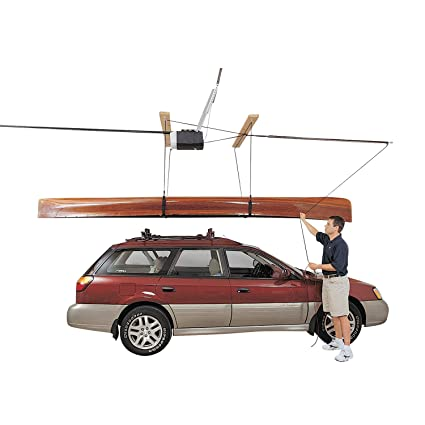 4 Point Pulley Lift System