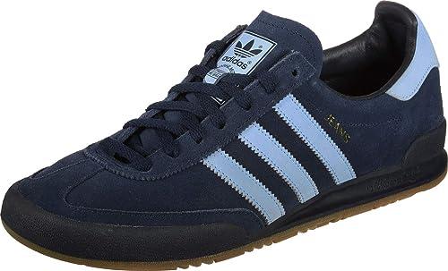 Navy Adidas Originals Jeans Baskets Bleu Marine Cg3243