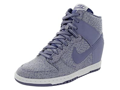 online store 7c3ff 4599e Image Unavailable. Image not available for. Colour  Nike DUNK SKY HI TXT IRON  ...