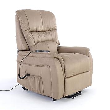 Colourliving Fernsehsessel Mit Aufstehhilfe Elektrisch Relaxsessel