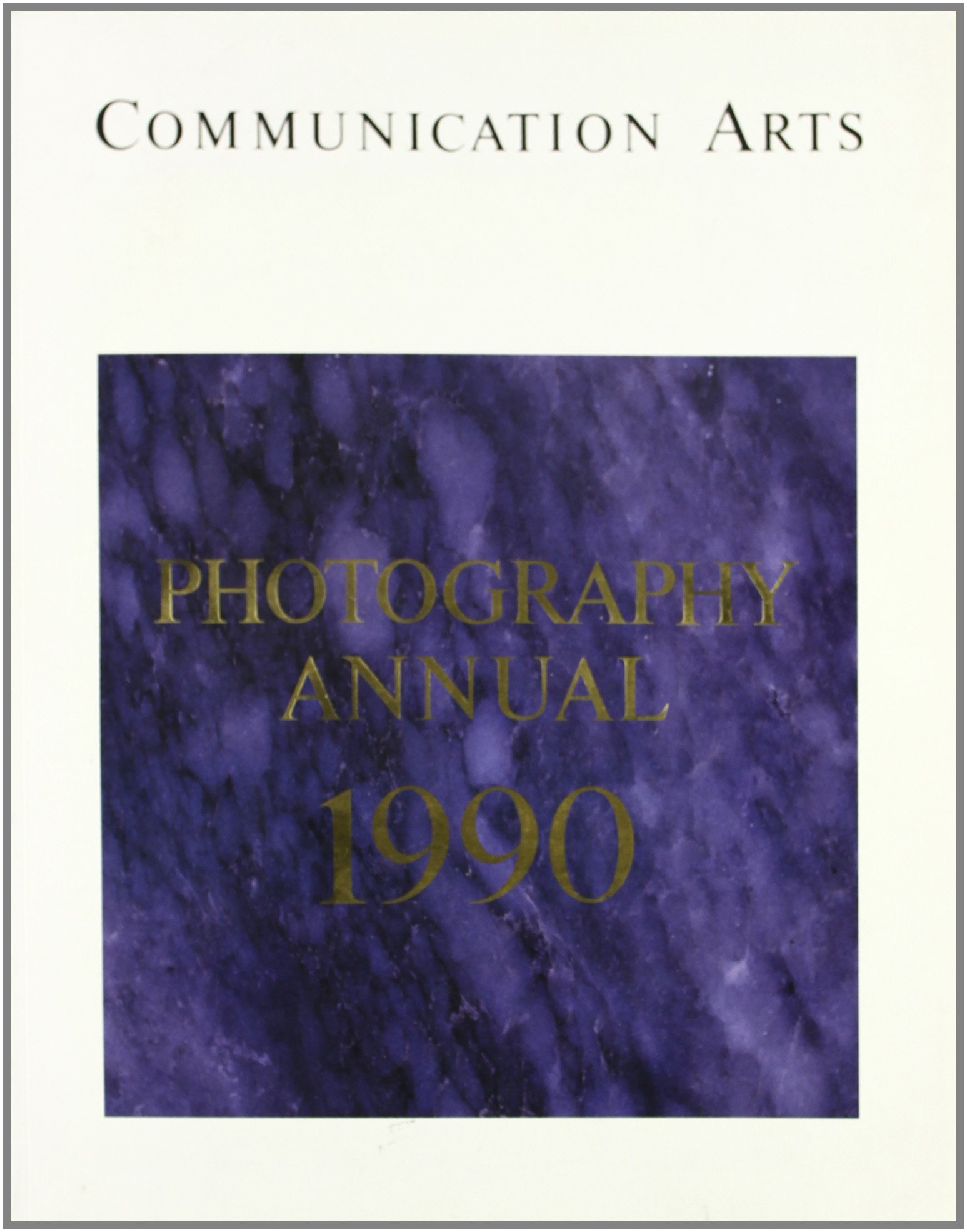 Communication Arts Photography Annual 1990