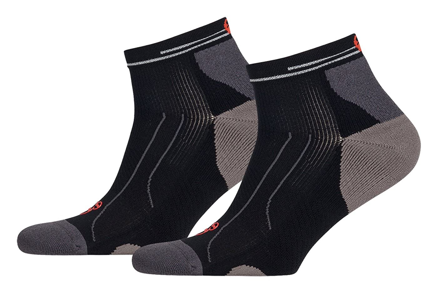 fd7a915f8 Amazon.com: Mens and Ladies 1 Pair Puma PowerCELL Performance and Mid-Weight  Quarter Running Socks: Clothing