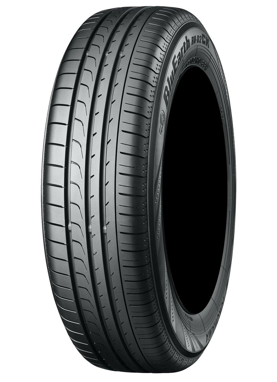 ヨコハマ(YOKOHAMA) 低燃費タイヤ BluEarth RV-02CK 155/65R14 75H R1870 B0741DL92G