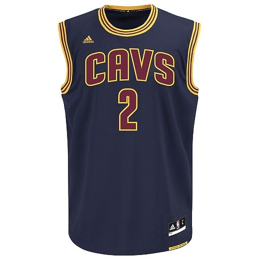 Amazon.com   NBA Cleveland Cavaliers Kyrie Irving  2 Men s Replica Jersey 9236f7c65