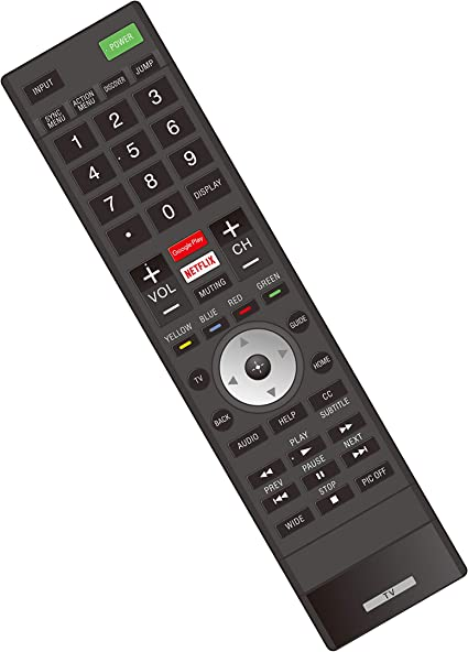 XBR-65X850E New OEM Sony TV Voice Remote Control For XBR65X850E XBR65X855D
