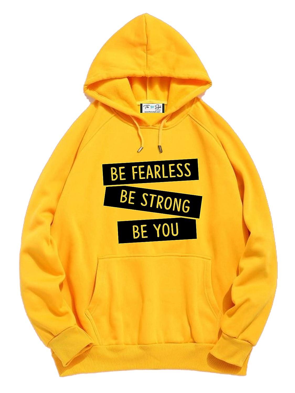 You are Strong Mens Hoodie Sweatshirt