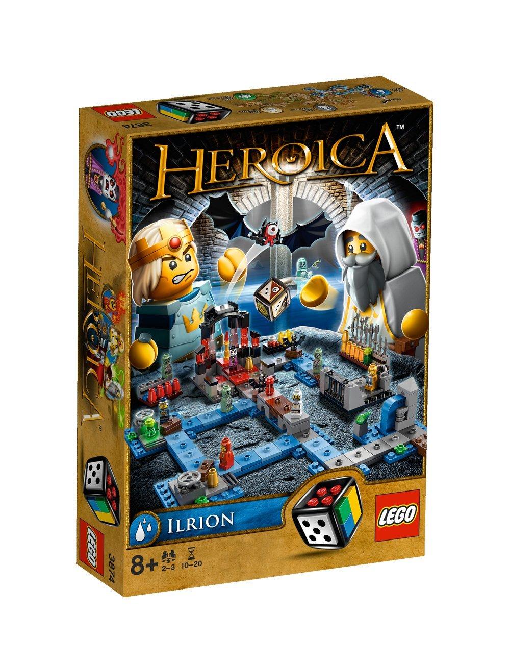 LEGO Heroica 3874 - - - Ilrion bbdc47