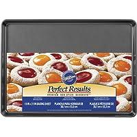Wilton Perfect Results Premium Non-Stick Bakeware Mega Cookie Pan