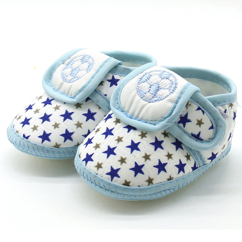 ManxiVoo Baby Girls Boys Soft Soles Infant Toddler Prewalker Walking Slippers Casual Flats Shoes